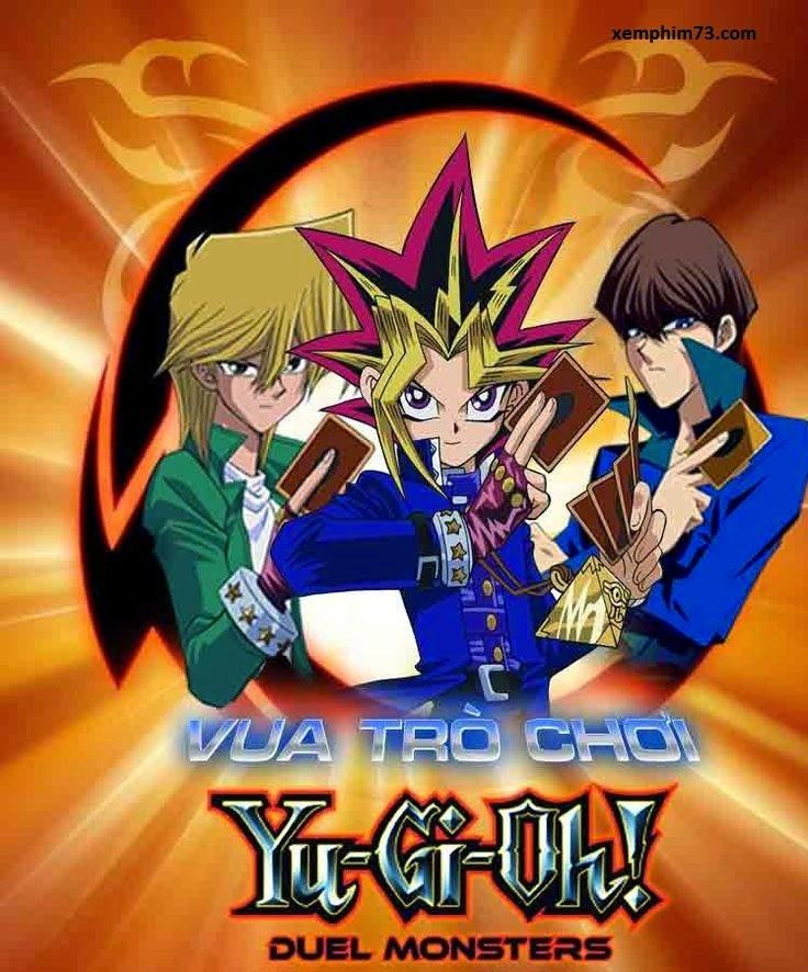 Phim Vua trò chơi Yu-Gi-Oh-Htv2