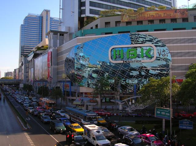 centri commerciali a bangkok