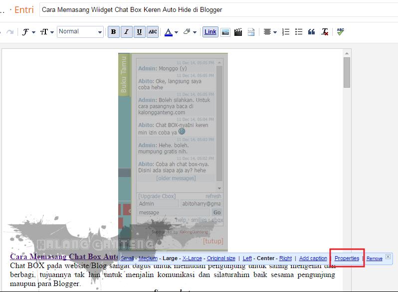 Optimalisasi SEO Pada Gambar di Blog
