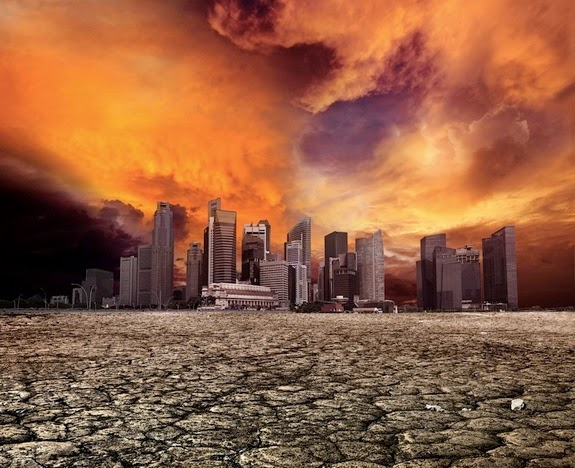Apocalyptic Like Sounds Increase Around The World