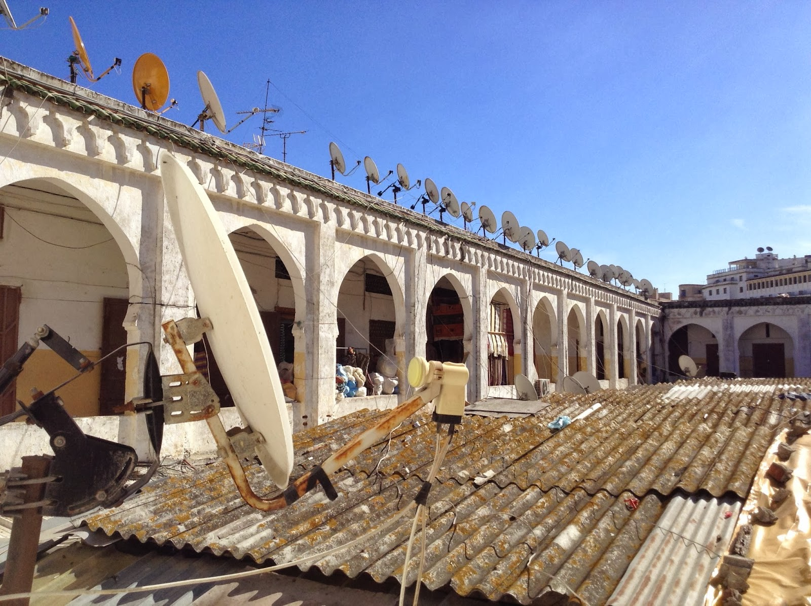 A passage to tangier: the old and the new in tangier l'ancien et ...