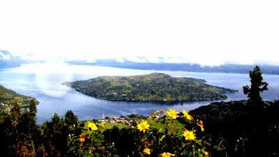 Pulau Sibandang - Ada 5 Pulau di Sekitar Danau Toba