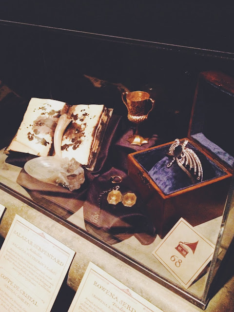 Harry Potter Exposition Cité du Cinéma