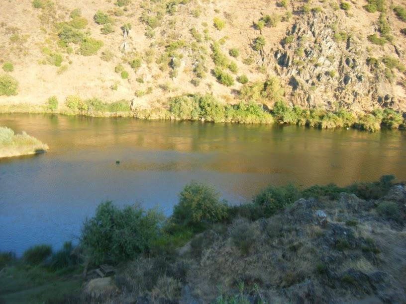 Rio Guadiana nas Azenhas