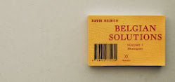 'Belgian solutions' book + web