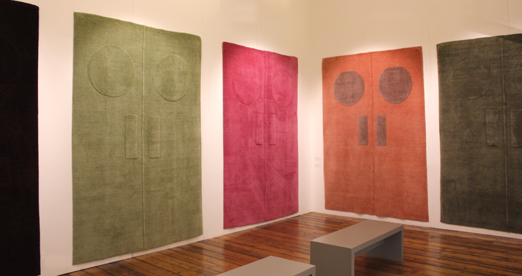DOOR RUGS by GARY HUME with CHRISTOPHER FARR & Walk to Free Art London: 297. DOOR RUGS by GARY HUME with ...
