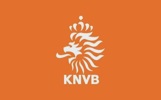 Escudo de la selección holandesa de fútbol