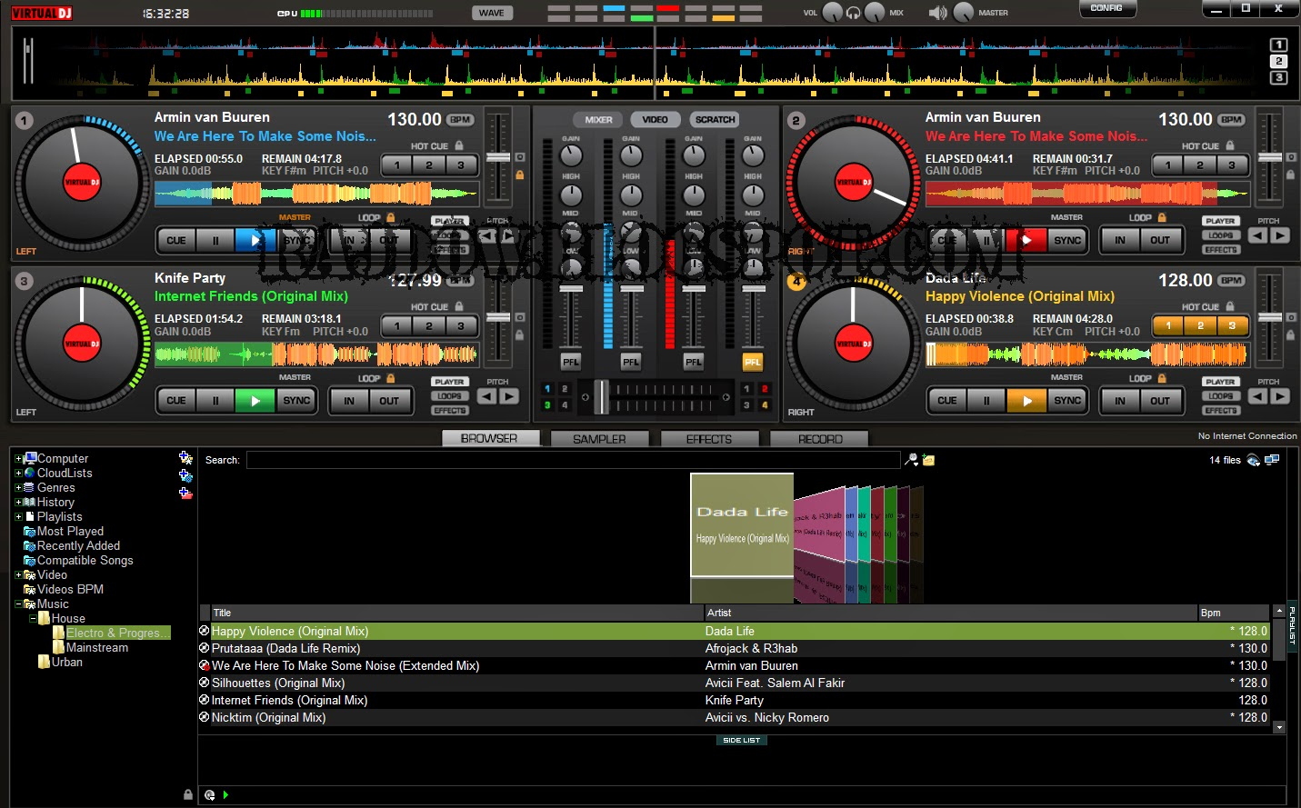 dj mixer software free download full version android dj