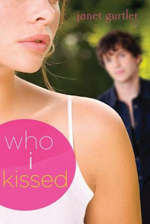 Who I Kissed Janet Gurtler book cover