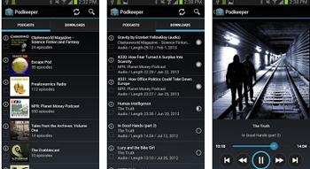 Almacena tus postcasts con Podkeeper - www.dominioblogger.com