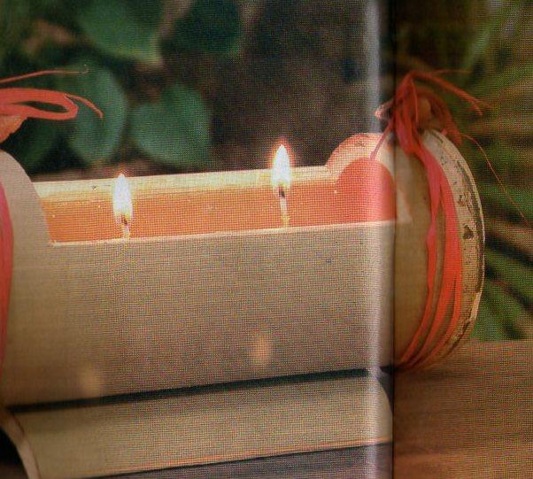 Como hacer velas decorativas lodijoella for Como hacer velas decorativas