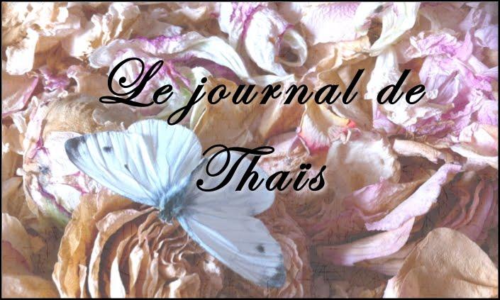 Le journal de Thaïs