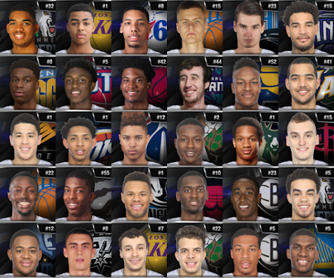NBA 2K14 2015-16 Rosters