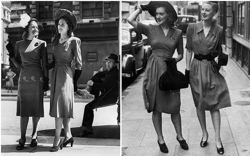 moda infantil 1930