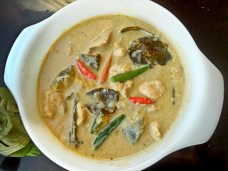 Cute pigfood reviews and recipes blog thai cooking thai green curry is a famous thai dish that is easy to make there are certain tricks and cooking steps one must know in order to achieve authentic flavour forumfinder Gallery