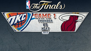 Oklahoma City Thunder vs Miami Heat (Game 3) - June 18,2012 Okc+vs+heat