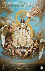 Cartel de la Coronación Canónica de la Patrona de la La Palma del Condado, 2011