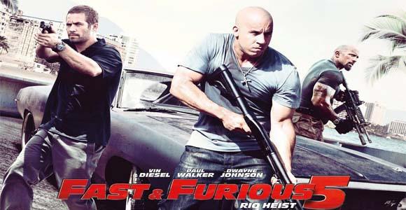 Fast Five (2011) - නොනවතින හොරකම