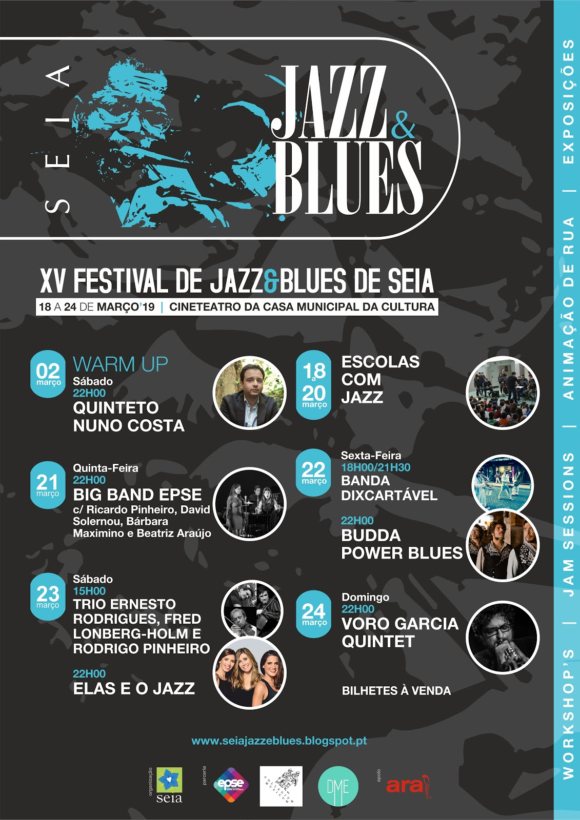 XV SEIA JAZZ & BLUES
