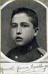Teniente Manuel García Espallargas