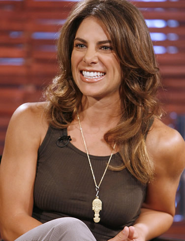 Jillian Michaels tanktop Earlier this week, I had the opportunity to interview Jillian Michaels, ...