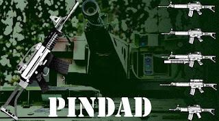 Ilustrasi Pindad