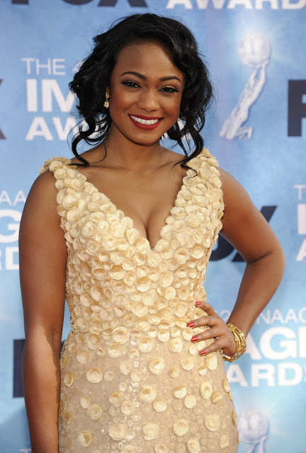 Tatyana Ali Height, Weight And Body Measurements