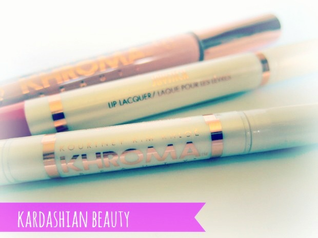 Kardashian Beauty Lip Products