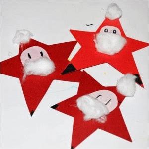 http://www.redtedart.com/2010/12/08/kids-get-crafty-nikolaus-sterne-or-santa-stars/