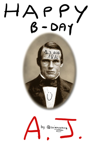 Happy b-day Anders Jonas Ångström (by sciencemug)