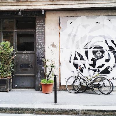 Vélos /Paris / Photos Atelier rue verte, le blog /