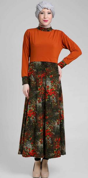 Trend Fashion Baju Muslim Batik Modern