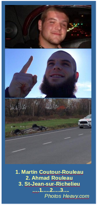 The radicalization of Martin Coutour-Roleau  1...2...3