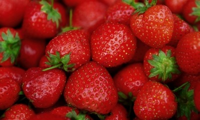 gambar strawberry