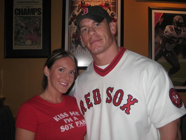 who is john cena dating november 2015