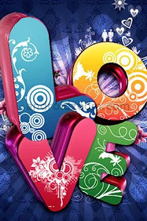 New Colorful Love Wallpaper For Android