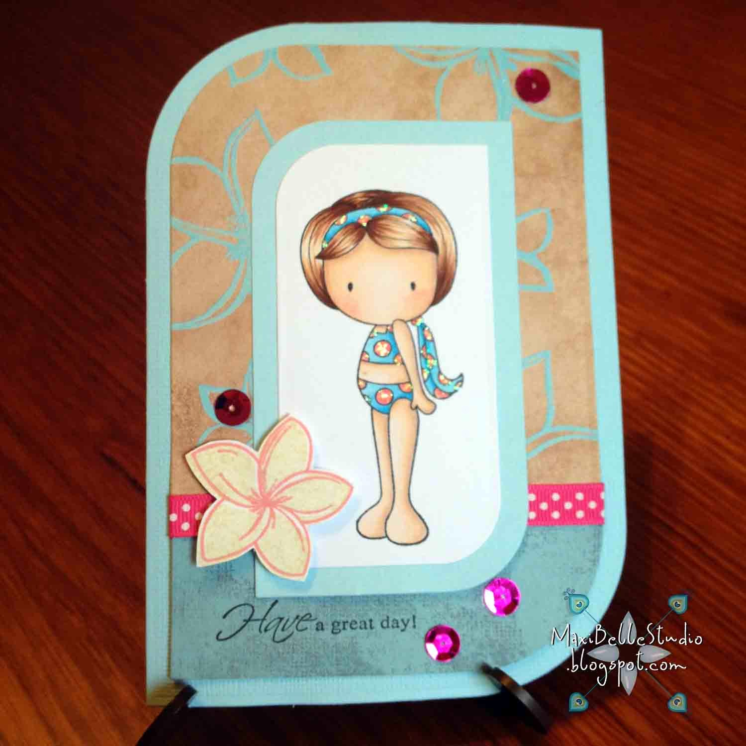 CC Designs Sugarplums Polka Dot Emma