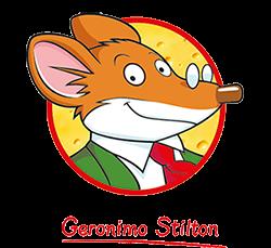 Os libros de Gerónimo Stilton encántalles aos nosos alumnos