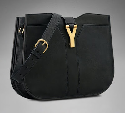 Yves Saint Laurent Chyc Shoulder Bag