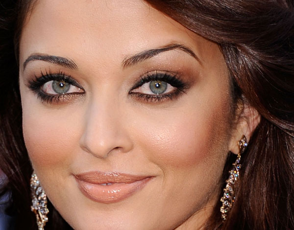 Aishwarya Rai, Makeup Inspiration, maquilhagem das famosas, celebrity makeup