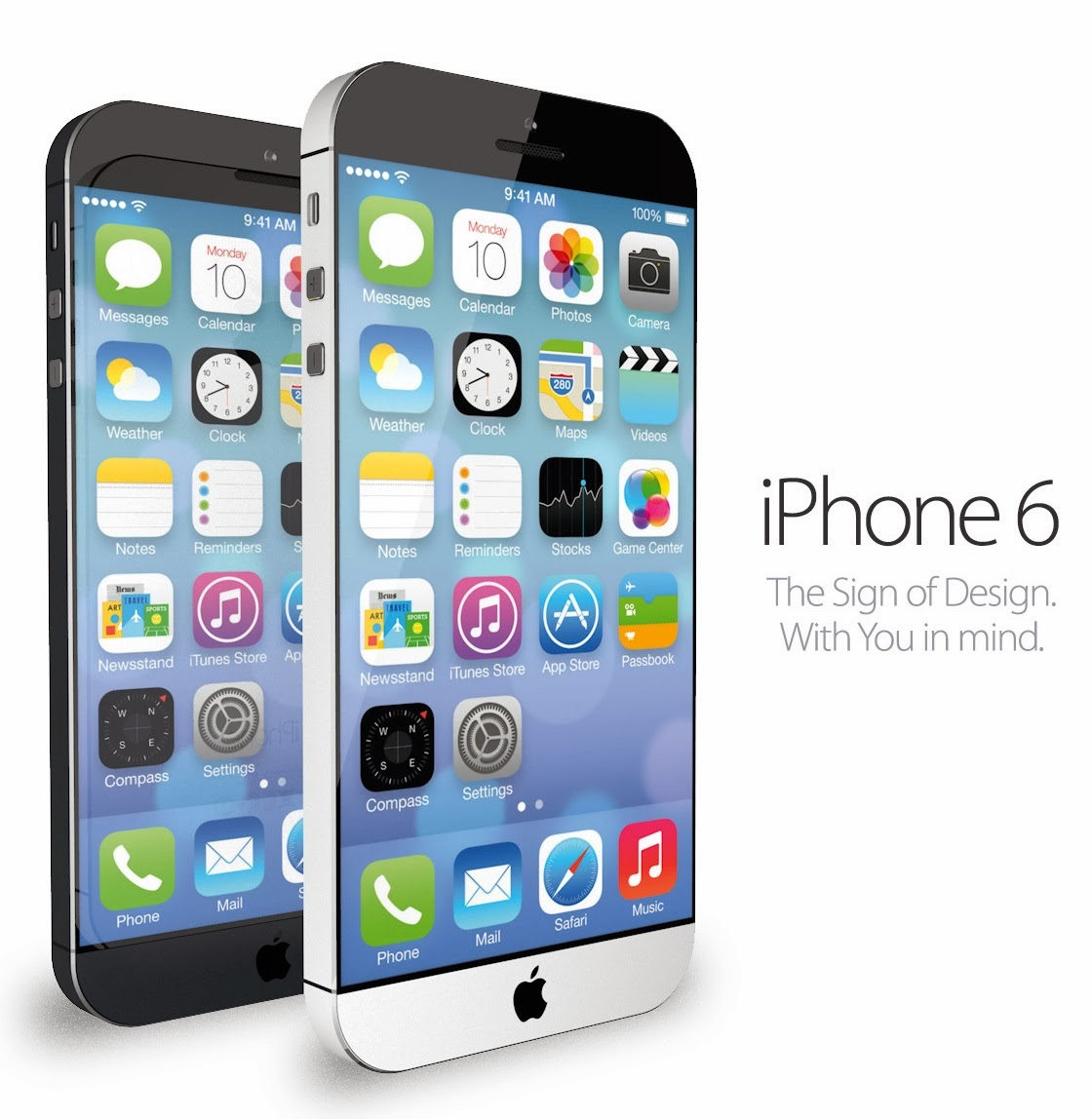 iPhone 6 June 2014