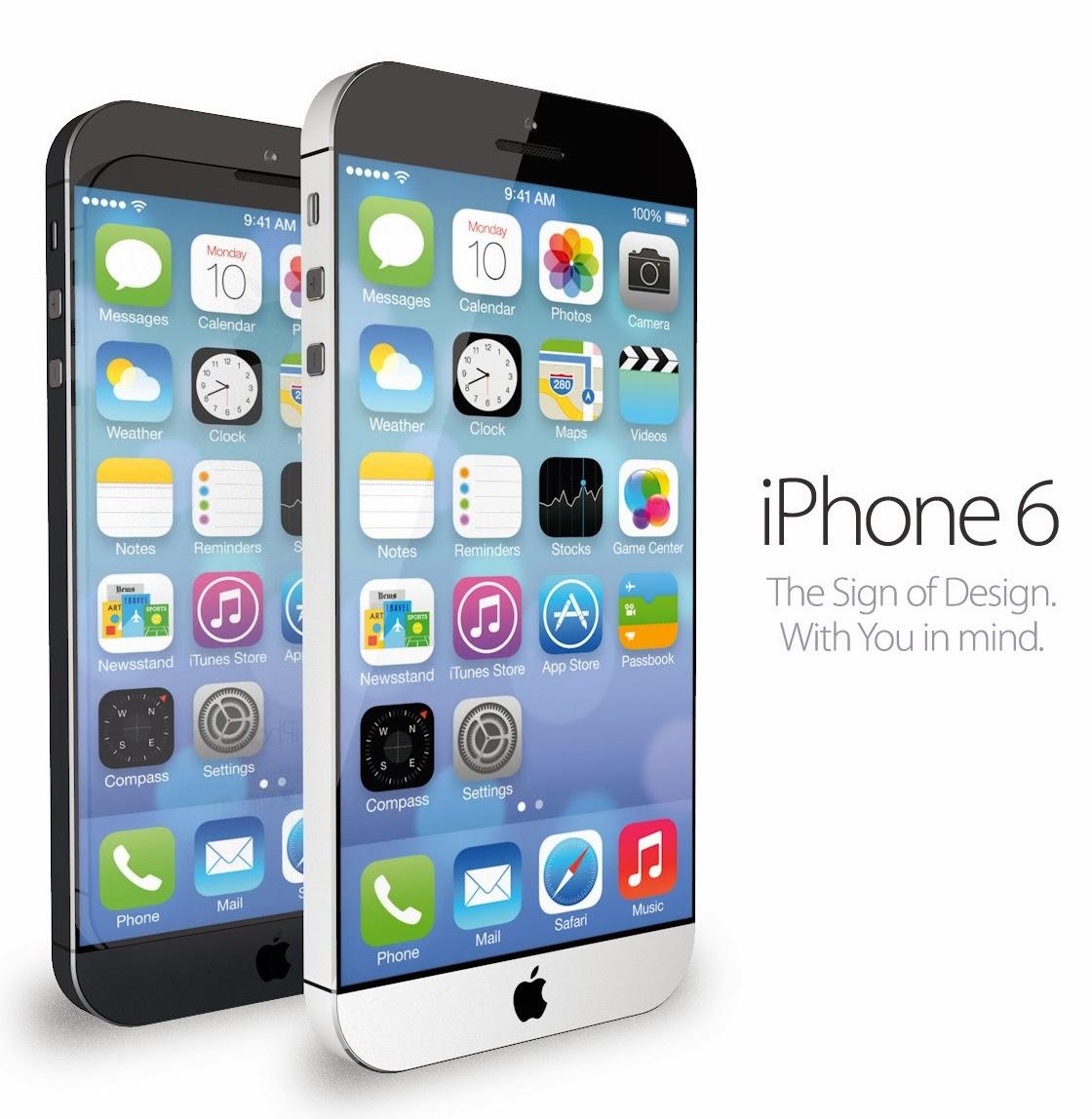 iPhone 6 June 2014
