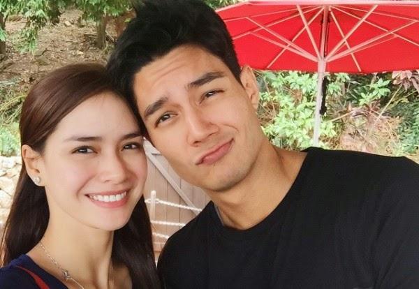 Daniel Matsunaga calls Erich Gonzales 'My Beautiful'