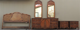 French Provincial Set (SOLD)