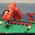 بالفيديو. روبو ABB يلعب لعبة  البلياردو بدقة  عالية