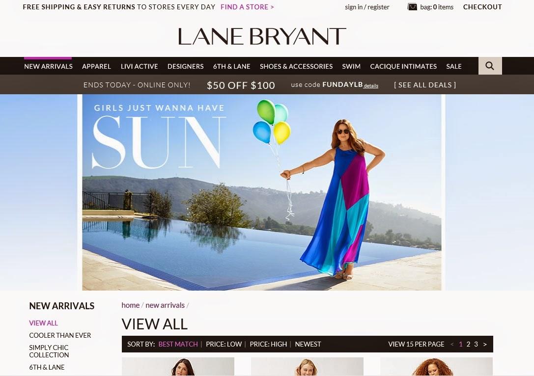 Lane bryant promo codes december 2013