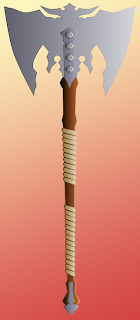 Inkscape Axe