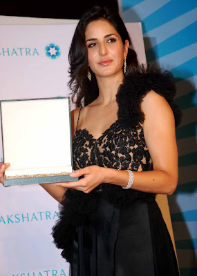 katrina kaif at nakshatra logo launch