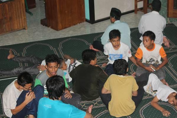 Gemas Baitul Rahman dan Takmir se-Salatiga Study Banding ke Masjid ...
