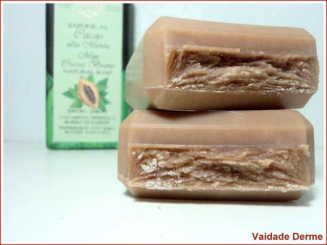 Sabonete Cioccolata Chocolate e Menta da Nesti Dante